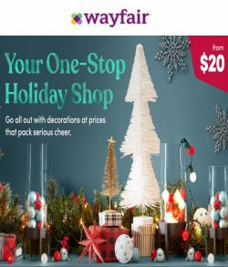 Home & Furniture deals in the Wayfair catalog ( Published today)