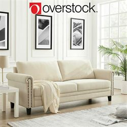 Home & Furniture offers in the Overstock catalogue in Saint Louis MO ( 3 days ago )