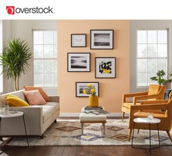 Home & Furniture offers in the Overstock catalogue ( 5 days left )