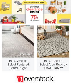 Home & Furniture deals in the Overstock catalog ( Expires today)