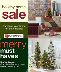 Home & Furniture deals in the Overstock catalog ( Published today)