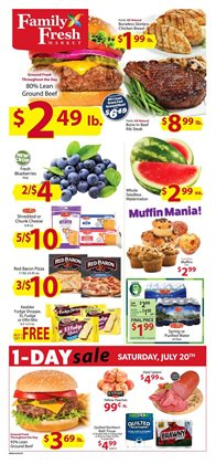 Family Fresh Market deals in the Kearney NE weekly ad