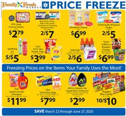 Family Fresh Market catalogue ( More than a month )