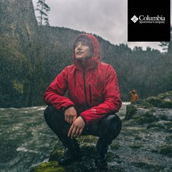 Columbia Sportswear deals in the Portland OR weekly ad