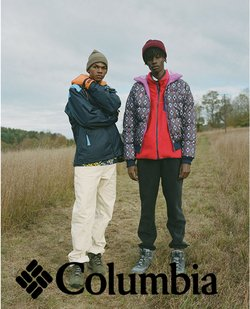 Columbia Sportswear deals in the New York weekly ad