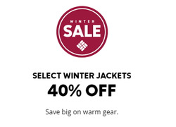 Columbia Sportswear coupon in Nashville TN ( 2 days left )