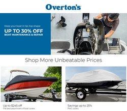 Overton's deals in the Overton's catalog ( Expires tomorrow)