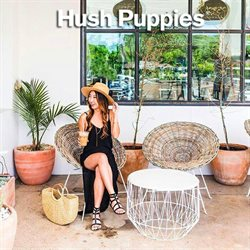 Hush Puppies deals in the New York weekly ad