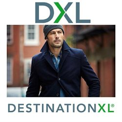 Destination XL deals in the New York weekly ad