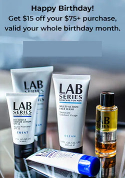 Lab Series coupon ( 2 days ago )