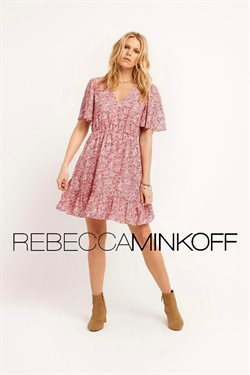 Rebecca Minkoff catalogue ( More than a month )