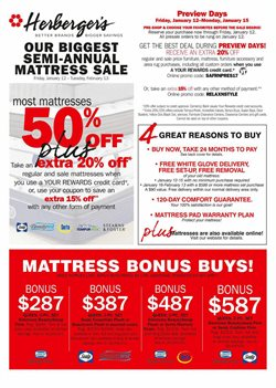 Herberger's deals in the Saint Paul MN weekly ad