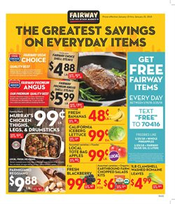 Fairway Store Market deals in the West Babylon NY weekly ad