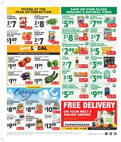New Zealand deals in the Fairway Store Market weekly ad in New York