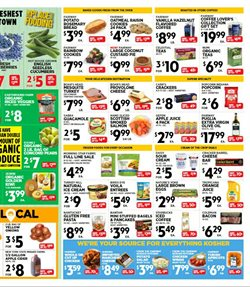 Cider deals in the Fairway Store Market weekly ad in New York