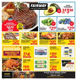 Thanksgiving deals in the Fairway Store Market catalog ( 1 day ago)