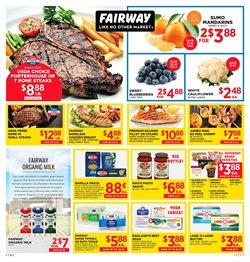 Fairway Store Market catalogue ( Expires tomorrow )
