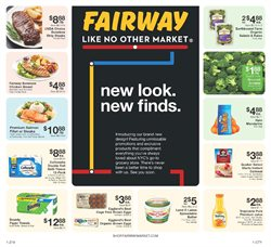 Fairway Store Market catalogue in New York ( Expires today )
