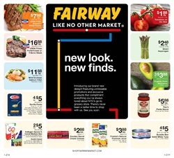 Grocery & Drug offers in the Fairway Store Market catalogue ( Expires tomorrow )
