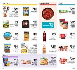 Dr Pepper deals in Fairway Store Market