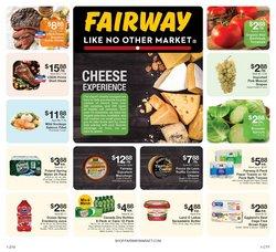 Fairway Store Market catalogue ( Expires today )