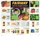 Fairway Store Market catalogue in New York ( Expired )