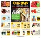 Fairway Store Market catalogue in New York ( 2 days left )