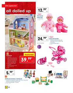 Dolls deals in the Lidl weekly ad in Aiken SC