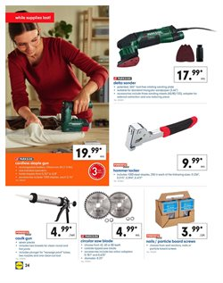 Nails deals in the Lidl weekly ad in Aiken SC