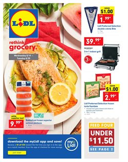 Lidl deals in the Richmond VA weekly ad