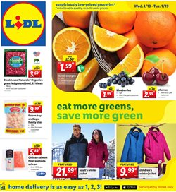 Grocery & Drug offers in the Lidl catalogue in Lexington NC ( Expires tomorrow )