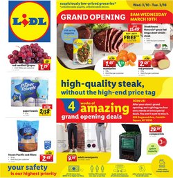 Lidl catalogue ( Expired )