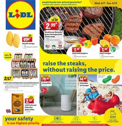 Grocery & Drug offers in the Lidl catalogue in Richmond VA ( 3 days left )