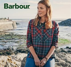Barbour deals in the New York weekly ad