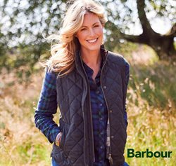 Barbour deals in the New Haven CT weekly ad