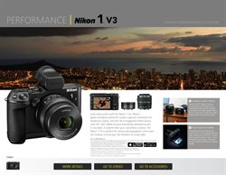 Monitor deals in the Nikon weekly ad in New York