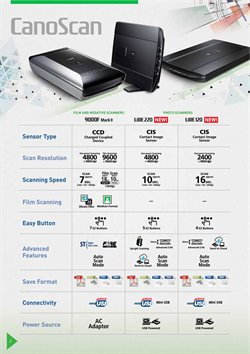 Printer deals in the Canon weekly ad in New York
