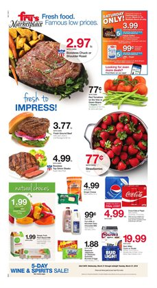 Fry's deals in the Tempe AZ weekly ad