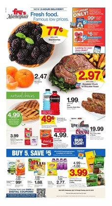 Fry's deals in the Phoenix AZ weekly ad