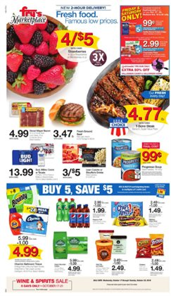 Fry's deals in the Scottsdale AZ weekly ad