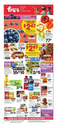 Fry's catalogue ( Expires today )