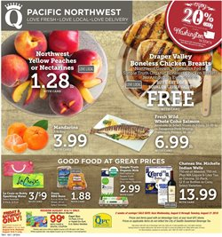 QFC deals in the Tacoma WA weekly ad