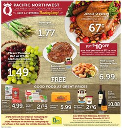 QFC deals in the Federal Way WA weekly ad