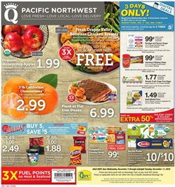 QFC deals in the Seattle WA weekly ad
