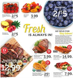 Kayak deals in the QFC weekly ad in Olympia WA