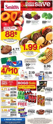 Smith's deals in the Las Vegas NV weekly ad