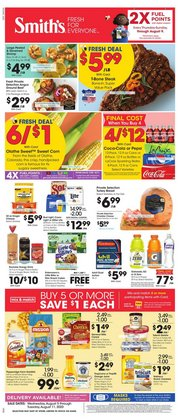 Grocery & Drug offers in the Smith's catalogue in Pocatello ID ( Published today )