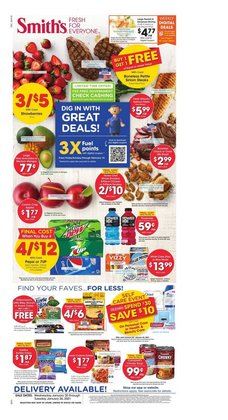 Grocery & Drug offers in the Smith's catalogue in North Las Vegas NV ( 1 day ago )