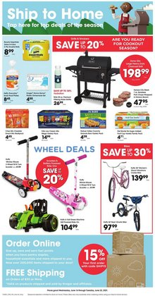 Grocery & Drug deals in the Smith's catalog ( 2 days left)