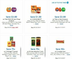 Smith's deals in the Orem UT weekly ad